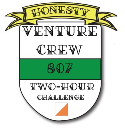 Venture Crew Two-Hour Challenge
