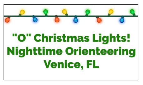 Venice O Christmas Lights