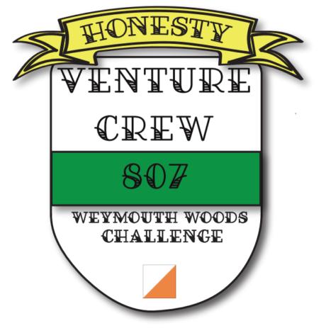 Weymouth Woods Challenge Logo